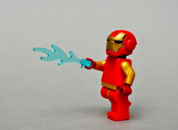Minifigs dos Vingadores da Marvel: Quem vai querer?