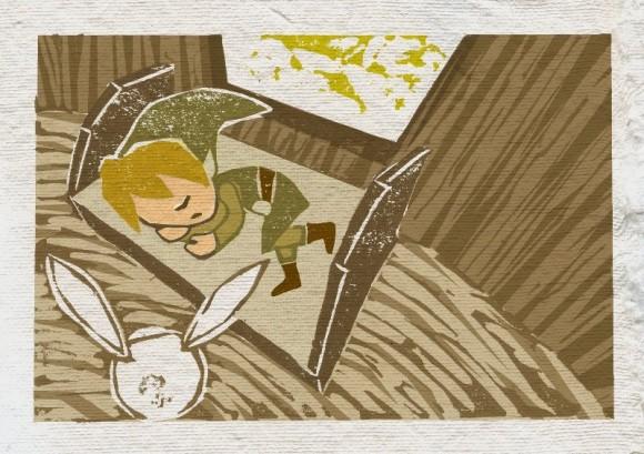 E se Ocarina of Time fosse um livro infantil?