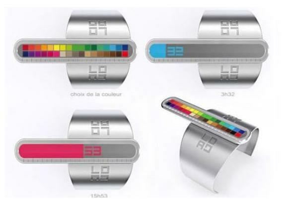 LOAD Watch - Um relógio conceito no formato da famosa barra de Loading.
