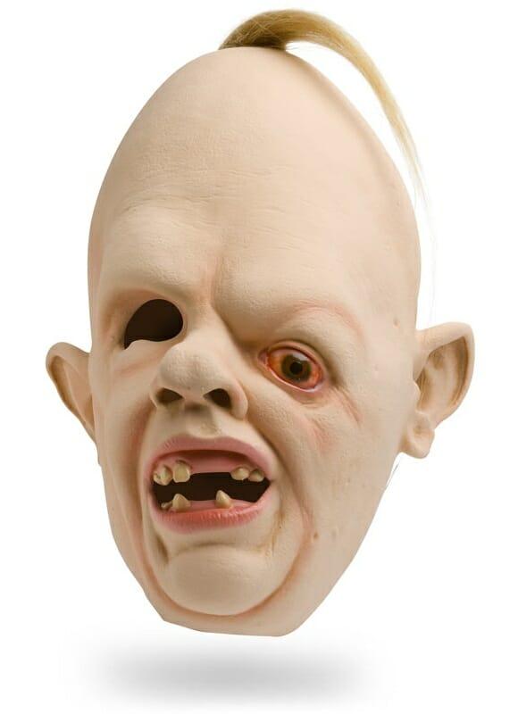 """Máscara do Sloth do filme """"Os Goonies"""". Ho Ho Ho Chocolaaaaateeee!"""