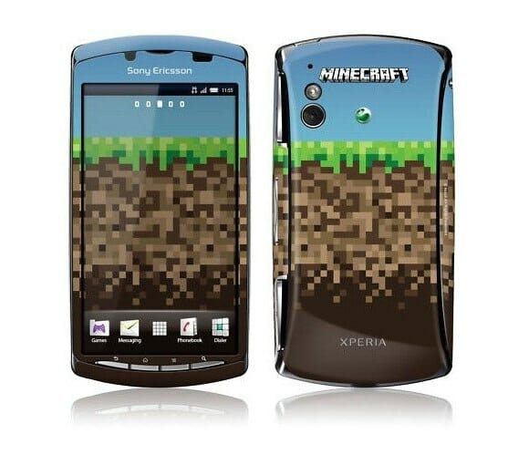 Criadores do game Minecraft se unem à Sony Ericsson para lançar Minecraft Xperia Play