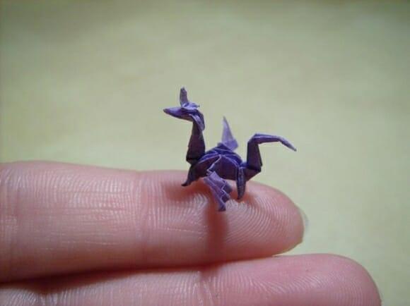Com vocês: Os magníficos nano origamis!