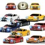 Road Mice Cars - Mouses inspirados em Carros Esportivos. (com vídeo)