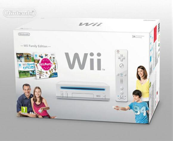 Com vocês: O novo Nintendo Wii remodelado! Console chegará às lojas em Dezembro.