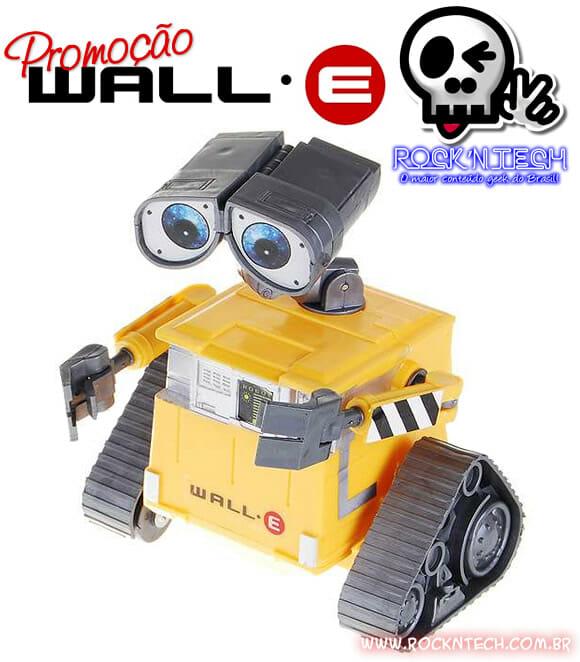 Resultado promoção Action Figure Wall-EEeEee!