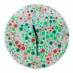 Color Blind Clock - Enxergue as horas se for capaz!
