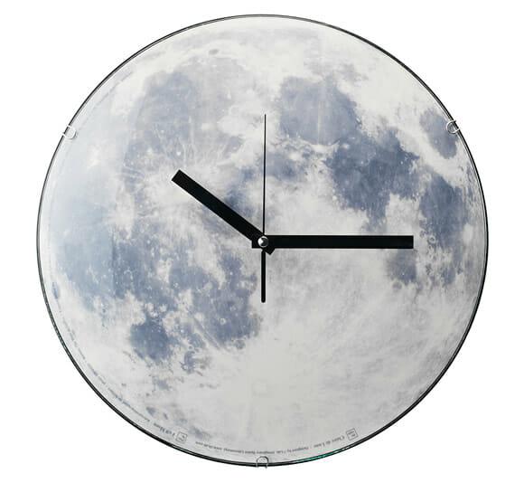 Moon Clock - O relógio dos apaixonados pela lua.