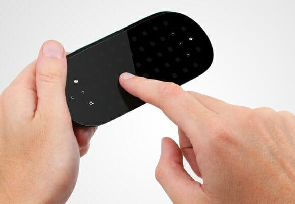 Projeto conceito mostra como serão os controles remotos das casas do futuro.