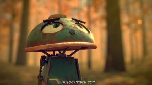 VIDEOFUN - Curta de animação: Origins
