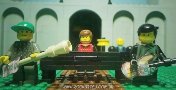 VIDEOFUN - Viva La Vida versão LEGO
