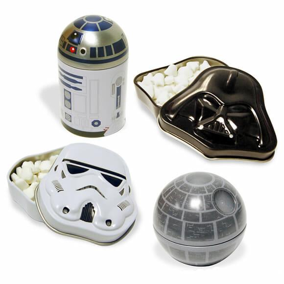 Balas do Star Wars vêm em embalagens super legais!