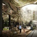Engenheiros planejam construir um enorme jardim subterrâneo em Nova York.
