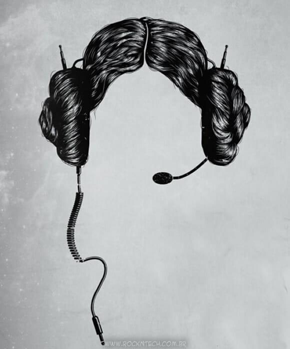 FOTOFUN - Headphone interestelar.
