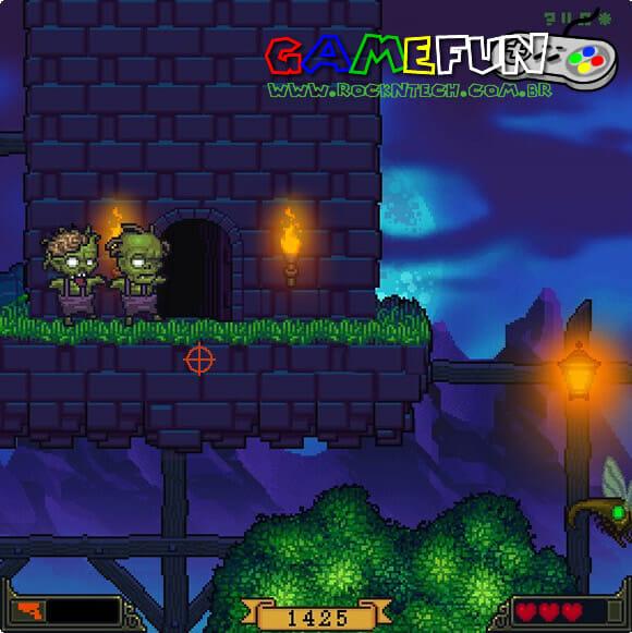 GAMEFUN - Graveyard Shift