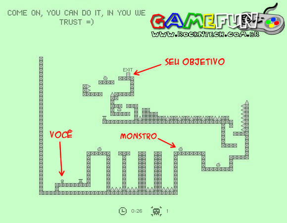 GAMEFUN - Green Gray World.