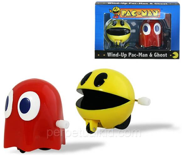 Pac-Man Wind-Ups: Diversão geek sem joystick!