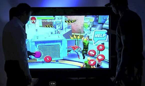 Padzilla aumenta o display de seu iPad ou iPhone para 150 polegadas! (vídeo)