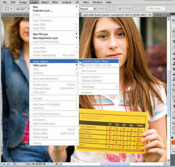 E se pudéssemos usar ferramentas de Photoshop em nosso dia a dia?