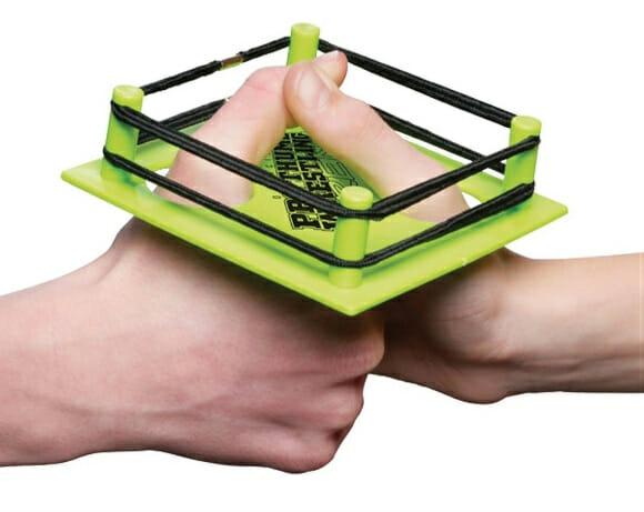 Pro-Thumb Wrestling Arena - Um ringue profissional para luta livre de dedões!
