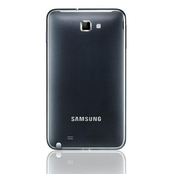 Samsung lança Galaxy Note - Um elo entre smartphones e tablets.