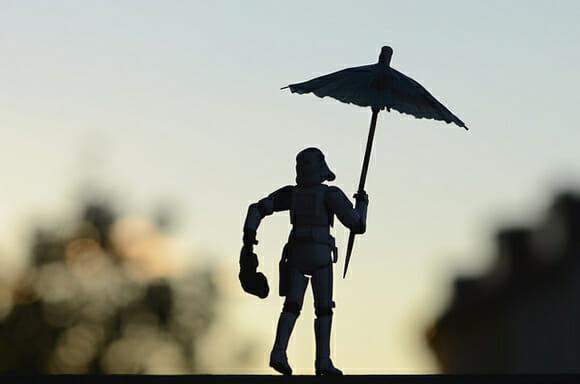 Mais cenas da vida secreta dos Stormtroopers