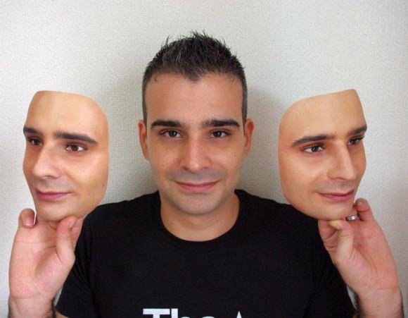 3DPFs - As incríveis máscaras realistas 3D de faces humanas!