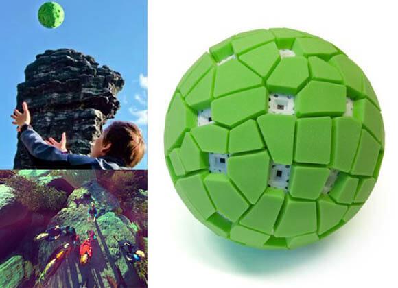 Panoramic Ball Cam - Uma câmera panorâmica que capta tudo à sua volta! (com vídeo)
