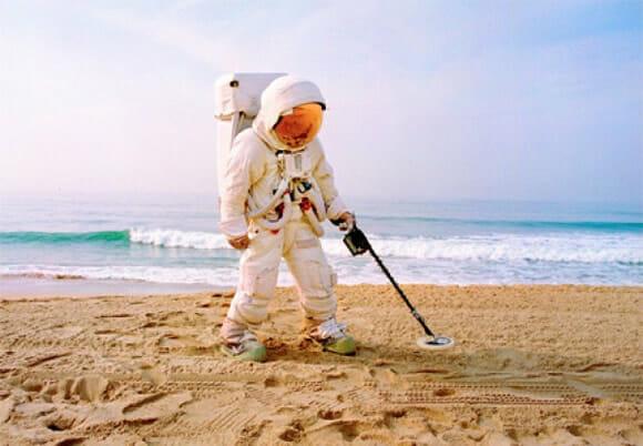 O que os astronautas fazem quando não estão flutuando no Espaço.