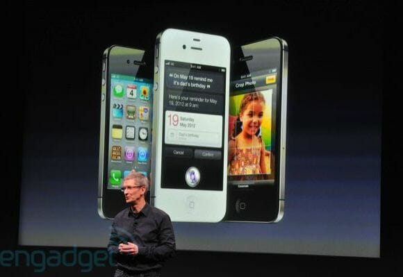 O que rolou no lançamento do novo iPhone 4S e sistema iOS 5.
