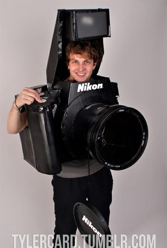 Fantasia de câmera fotográfica da Nikon tira fotos de verdade! (com vídeo)