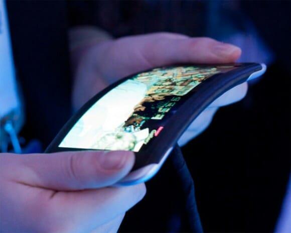 Nokia exibe smartphone protótipo com display flexível funcional. (vídeo)