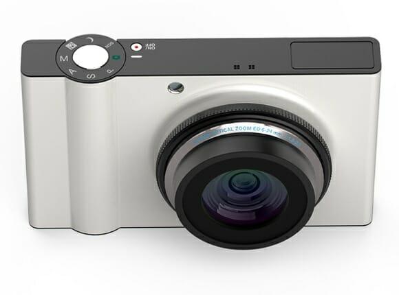 Câmera Rotor - Toda câmera digital deveria ser simples assim.