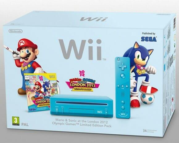 Nintendo lança edição especial de Nintendo Wii com o tema Sega... OH WAIT!!!
