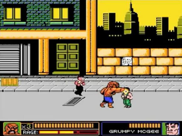 Jogo Abobo's Big Adventure mistura os mais famosos games do NES em um só! (vídeo)