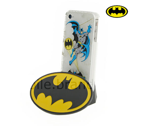 Cases e docas para iPhone dos heróis da DC Comics. Nice!