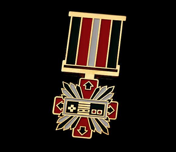 Console Wars - Condecorações militares para veteranos de guerra de videogames