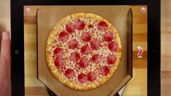 Game para iPad permite que jogadores montem e comprem sua própria pizza (vídeo)