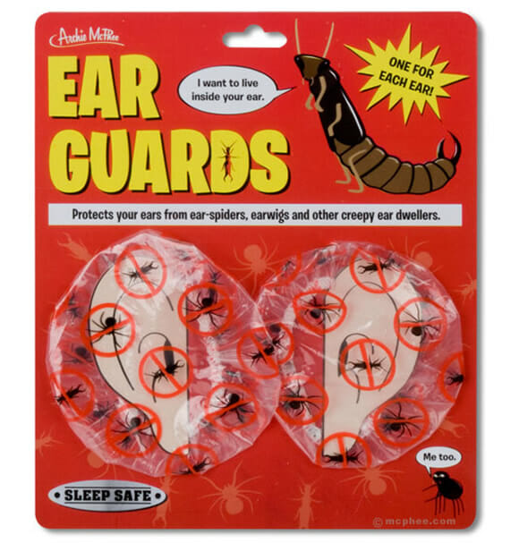 Proteja seus ouvidos com Ear Guards e tenha uma noite de sono tranquila