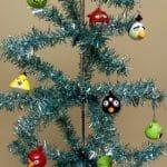 Decore sua árvore de natal com personagens do Angry Birds