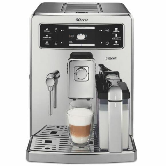 Máquina de café expresso especial reconhece e prepara café de acordo com o gosto do usuário