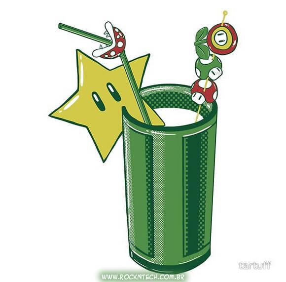 FOTOFUN - Drink Super Mario