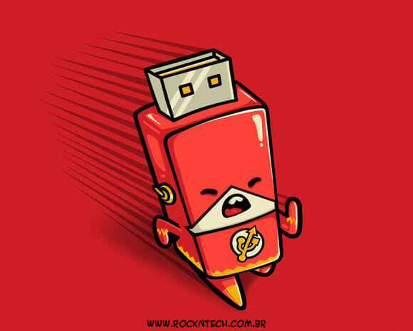 FOTOFUN - Flash Drive