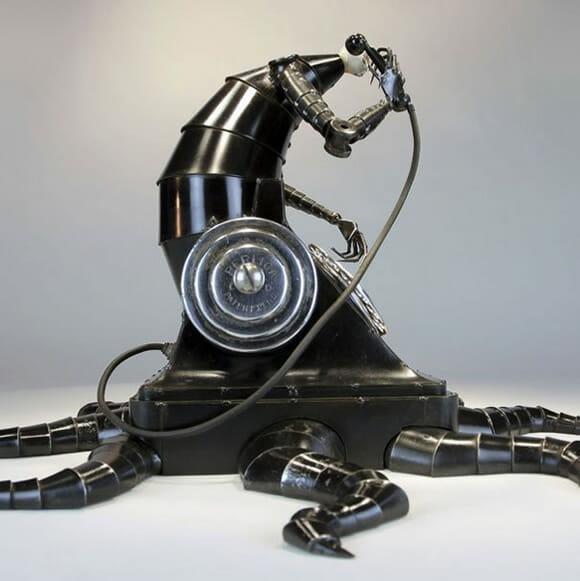Os gadgets bizarros de Greg Brotherton