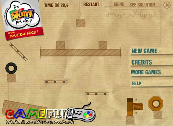 GAMEFUN - Screw the Nut