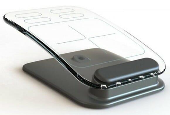 Troque seu teclado e mouse de plástico por teclados e mouses de vidro!