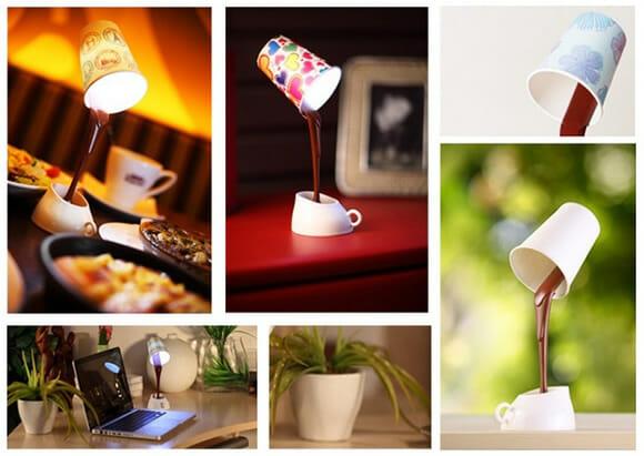 ChocoLight: A luminária proibida para chocólatras