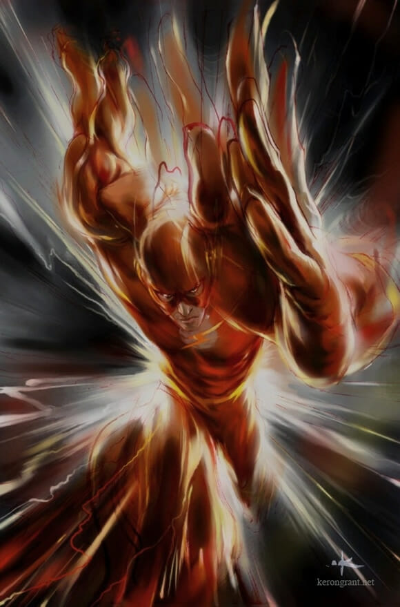 Image Result For Flash And Kidflash