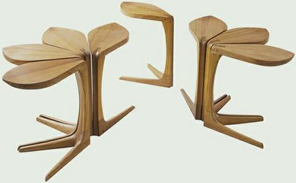 Decoração criativa com a Mesa Bem Me Quer, Mal Me Quer