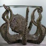 Octopus Table: A mesa polvo