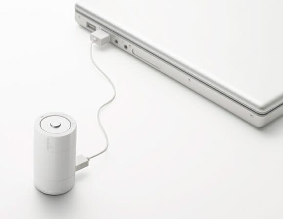 Novidades: Mouse em forma de pilha e óculos para tablets e smartphones